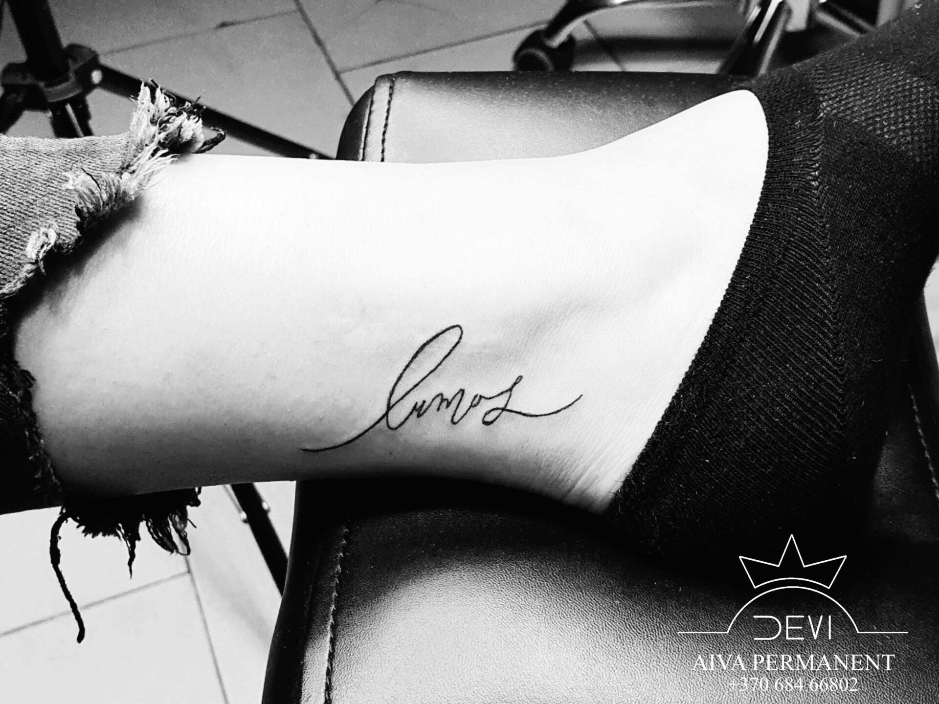 minitattoo, mini tattoo, aivapermanent, tattoo, tatuiruote, ilgalaikis makiazas,, klaipeda